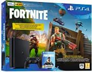 Sony 9723417 Console Playstation 4 slim 500GB PS4 + Videogioco Fortnite