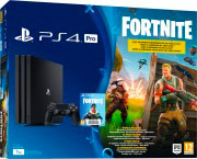Sony 9724315 PS4 Pro PlayStation 4 Pro 1 Tb + Gioco Fortnite Bundle Edition