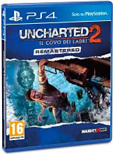 Sony Uncharted 2: Among Thieves Remastered, PS4 Videogioco ITA - 9800460