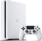 Sony PS4 Play Station 4 Slim Console 500 Gb HDMI LAN colore Bianco 9816263