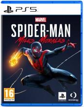 Sony 9836322 Marvel's Spider-Man: Miles Morales, Playstation 5 PS5 ITA
