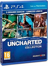 Sony Uncharted: The Nathan Drake Collection PS4 Playstation 4 ITA 9866435
