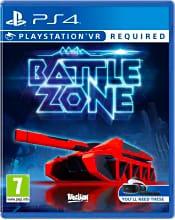 Sony Battlezone, PlayStation VR - PS4 Lingua Italiano - 9868859