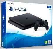 Sony PlayStation 4 PS4 1 Tb Wifi USB HDMI Nero + 2° Controller 9887065