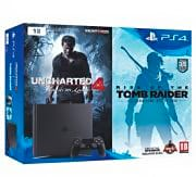 Sony Console PlayStation 4 PS4 1TB Chassis D WiFi Uncharted 4 Tomb Raider 9888857