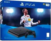 Sony Ps4 Console PlayStation 4 1 TB + Fifa 18 Ronaldo Edition 9916161