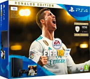 Sony Ps4 Console PlayStation 4 1TB+Fifa 18+Voucher FIFA Trial Bundle 9916369