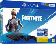 Sony 9939702 PS4 Play Station 4 500 Gb  + 2 Joystich + Fortnite Voucher