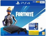 Sony 9940708 PS4 PlayStation 4 500 GB Wifi + Gioco Fortnite VCH