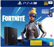 Sony 9941705 PS4 - Play Station 4 PRO Gamma 1 Tb + Voucher Fortnite
