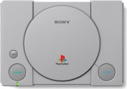 Sony 9999492 PlayStation Classic - Console Vintage HDMI USB colore Grigio