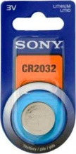 Sony Batteria Litio Cr2032