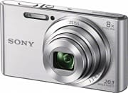 Sony Forocamera Digitale 20 Mpx Zoom 8x Display 2.7 Filmati HD DSCW830S