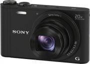 Sony DSCWX350B Fotocamera Digitale 18,2 Mpx Zoom 20x Video Full HD Wifi DSC-WX350B