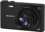 Sony DSCWX350B Fotocamera Digitale 18,2 Mpx Zoom 20x Video Full HD Wifi DSC-WX350B