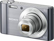 "Sony Fotocamera Digitale 20,1 Mpixel 6x Display 2,7"" video HD Ready - DSC-W810S"