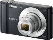 Sony DSC W810 Fotocamera Digitale 20 Mpx Zoom 6x Filmati Stabilizzato Black DSC-W810