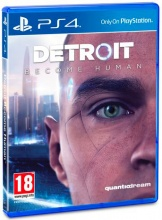 Sony Entertainment 9396772 Videogioco PS4 DETROIT Become Human Thriller- 18+
