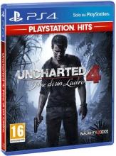Sony Entertainment 9410478 Videogioco PS4 UNCHARTED 4: Fine di un Ladro PS Hits