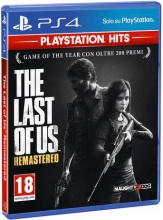 Sony Entertainment 9411475 Videogioco PS4 THE LAST OF US Remastered PS Hits 18+