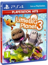 "Sony Entertainment 9413875 Videogioco PS4 LITTLEBIGPLANET""! 3 PS Hit"