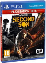 "Sony Entertainment 9701811 Videogioco PS4 inFAMOUS: Second Son""! PS"