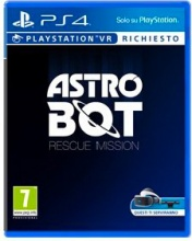Sony Entertainment 9762218 Videogioco per PS4 Astro Bot VR Platform 7+