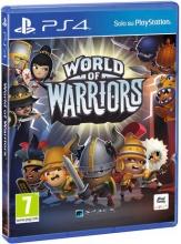 Sony Entertainment 9864158 Videogioco PS4 World Of Warriors AzioneAvventura 7+