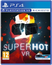 Sony Entertainment 9974369 Videogioco PS4 SuperHOT VR First Person Shooter 12+