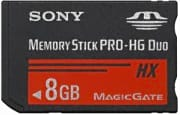 Sony MSHX8A Memory Stick Pro Duo