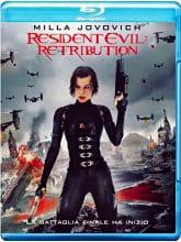 Sony Resident Evil - Retribution