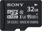 Sony SR32UXA Scheda Micro SD HC 32 Gb Class 10 + Adattatore
