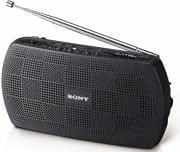 Sony Radio Portatile Am Fm colore Nero SRF18