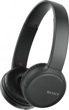 Sony WHCH510B.C Cuffie Bluetooth Wireless Senza Fili Pieghevole Microfono Nero