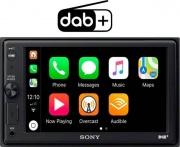 """Sony XAVAX1005KIT.EUR Autoradio 2 DIN Bluetooth Schermo 6.2"""" Radio DAB+ USB Frontale XAVAX1005"""