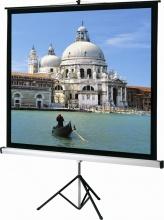 """Sopar 1224 Telo per Videoproiettore Manuale a cavalletto 107"""" 240 x 200 cm"""