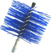Spazzolificio Aiello 200N120 Scovolo per Pulizia Canna In Nylon Tondo mm 120