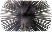Spazzolificio Aiello 213 Scovolo per Pulizia Canna in Acciaio mm 200x150