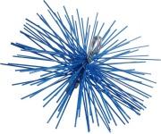 Spazzolificio Aiello 215 Scovolo per Pulizia Canna in Nylon Tondo mm 180