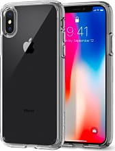Spigen 057CS22127 Custodia Cover iPhone X Tecnologia Ultra Hybrid  Ultra Hybrid