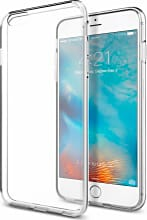 """Spigen SGP11642 Custodia Cover Smartphone per iPhone 6 Plus 5.5"""" Trasparente"""