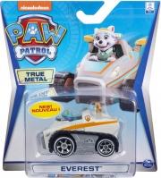 Spin Master 6055167 Paw Patrol Veicolo Die-Cast True Metal Everest