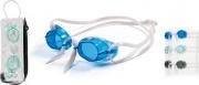 Sport One 501710 Occhialini nuoto professionali con lenti antiappannamento