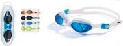 Sport One 501727 Occhiali nuoto in silicone non allergenico