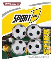Sport One 502212 Palline calcetto 4 pz