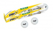 Sport One 701820 Palline ping pong Training