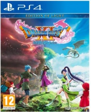 square enix 1027338 Videogioco PS4 Dragon Quest XI: Edition of Light 12+