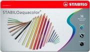 Stabilo 1636-5 Confezione 36 Stabilo Aquacolor Scat Met