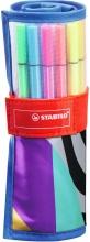 Stabilo 6825-07 Confezione 25 Pen 68 Rollerset Da Jly