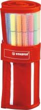Stabilo 6830-2 Confezione 30 Stabilo Pen 68 Roller